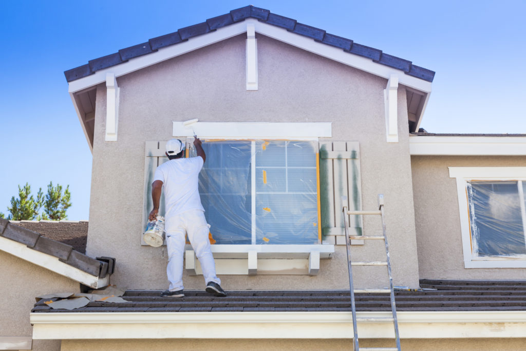 Exterior House Painting Delaware
